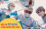điều trị trĩ ngoại ở đâu tại huyện Tiên Lãng