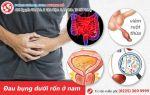 hiện tượng đau bụng dưới rốn