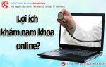 Phòng khám nam khoa online hàng đầu phía Bắc