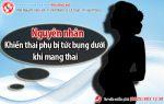 Bị tức bụng khi mang thai, dấu hiệu cần cảnh giác