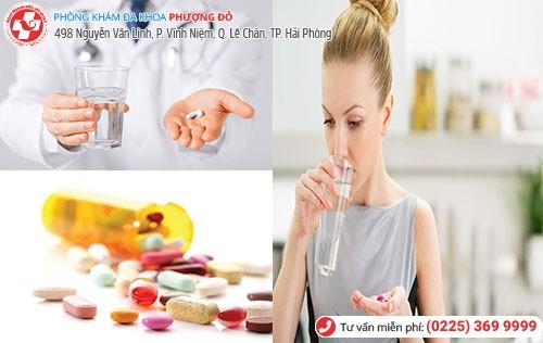 Điều trị lậu miệng bằng thuốc kháng sinh