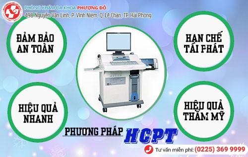 Phương pháp HCPT chữa rò hậu môn