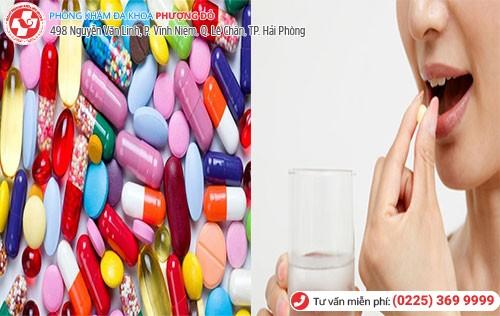 Điều trị nội khoa bằng thuốc