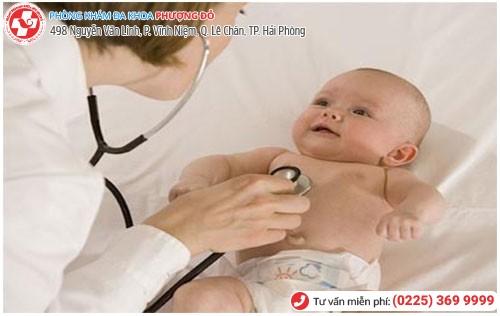 Đa Khoa Phượng Đỏ điều trị chữa hẹp hậu môn cho trẻ hiệu quả