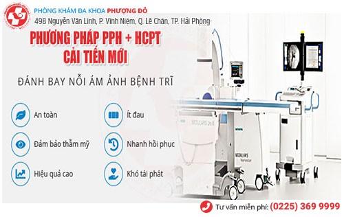 Phương pháp hiện đại PPH/HCPT chữa trĩ hiệu quả
