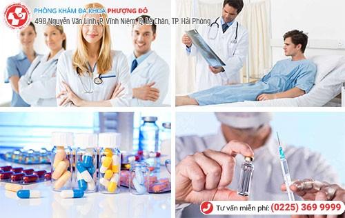 Điều trị chàm hậu môn bằng thuốc tại Phượng Đỏ