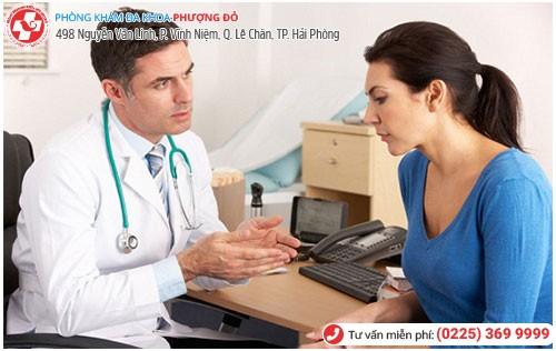 Đa Khoa Phượng Đỏ điều trị bệnh hậu môn trực tràng