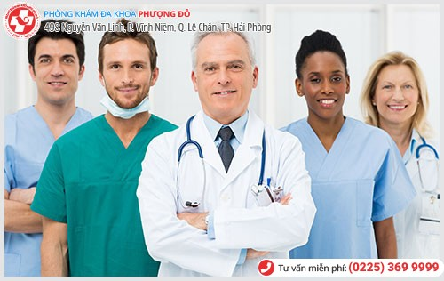 Đội ngũ bác sĩ tay nghề cao có kinh nghiệm lâu năm