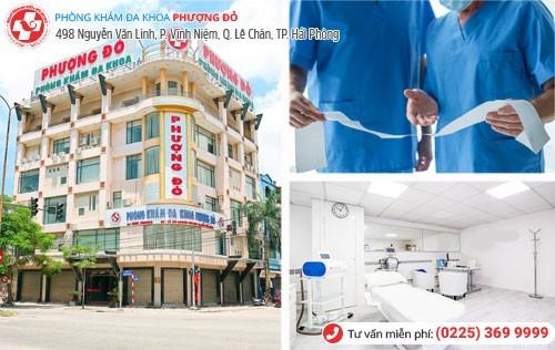 Phòng khám cắt trĩ ở Thái Bình