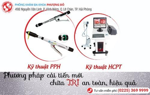 PPH và HCPT - Kỹ thuật mới hỗ trợ chữa trĩ hiệu quả