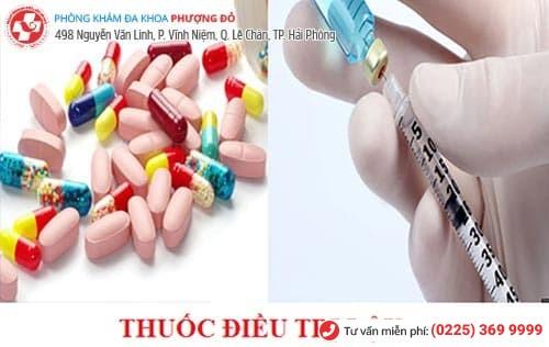 các loại thuốc chữa bệnh lậu