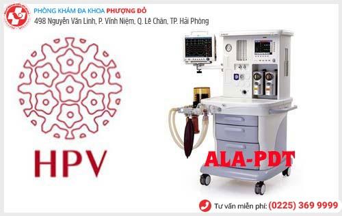 Phương pháp ALA – PDT cải tiến mới