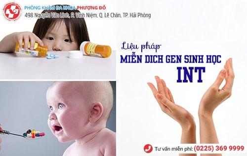 cách chữa mụn rộp sinh dục ở trẻ
