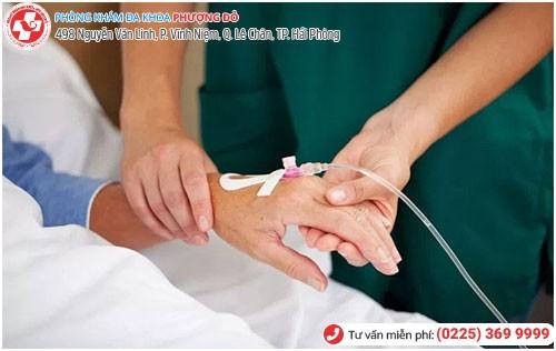 Đa Khoa Phượng Đỏ điều trị bệnh xã hội hiệu quả
