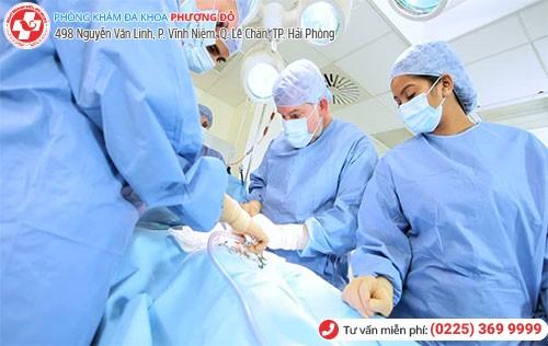 Đa Khoa Phượng Đỏ điều trị bệnh herpes ở môi