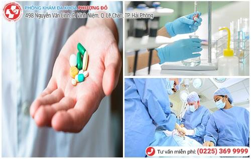 Phương pháp điều trị mụn rộp sinh dục nam