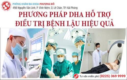 phương pháp chữa bệnh lậu