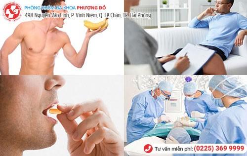 Cách chữa xuất tinh sớm ở nam giới