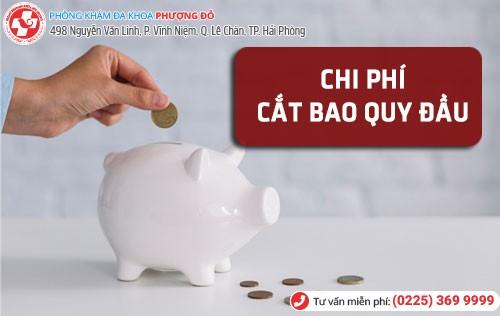Chi phí cắt bao quy đầu ở Thanh Hóa