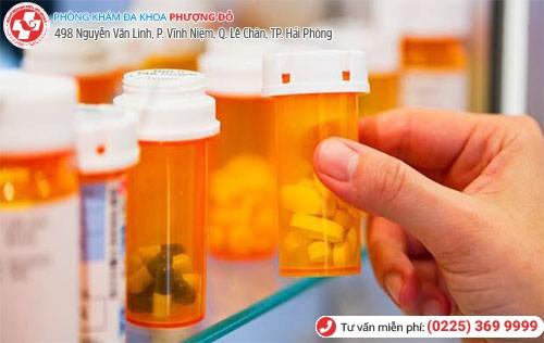 Điều trị bằng thuốc kháng sinh