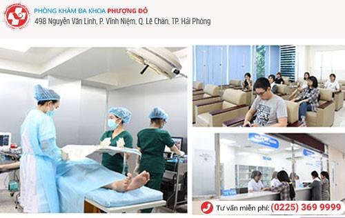 Phòng Khám Phượng Đỏ chữa thành bàng quang dày với bác sĩ giỏi chuyên môn