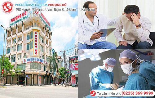 Đa Khoa Phượng Đỏ điều trị tinh trùng đặc hiệu quả