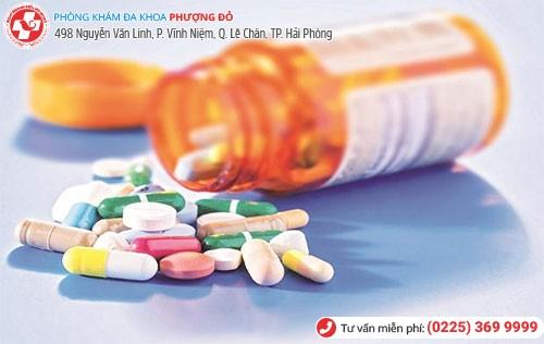 Phương pháp nội khoa dùng thuốc