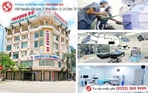 Phòng khám đa khoa Phượng Đỏ phẫu thuật dương vật