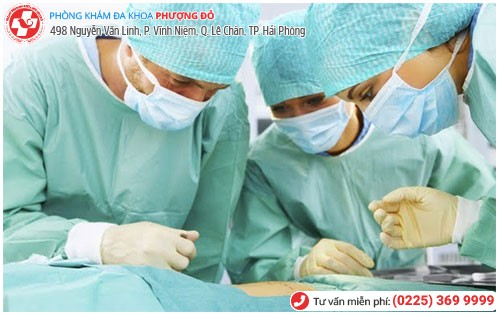 Đa Khoa Phượng Đỏ điều trị bệnh bao quy đầu hiệu quả