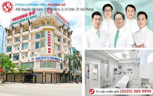 Bệnh nhân muốn tìm địa chỉ cắt bao quy đầu ở Ninh Bình có thể lựa chọn Phòng Khám Phượng Đỏ