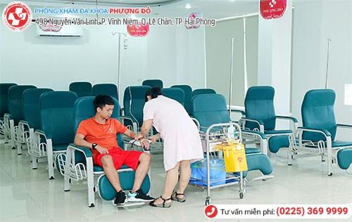 Đa Khoa Phượng Đỏ là địa chỉ đáng tin cậy của bệnh nhân gần xa
