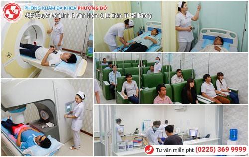 Phòng khám Phượng Đỏ - Phòng khám nam khoa uy tín ở quận Thượng Lý