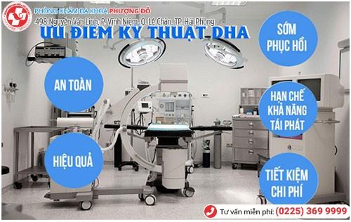 Phương pháp DHA điều trị bệnh hiệu quả