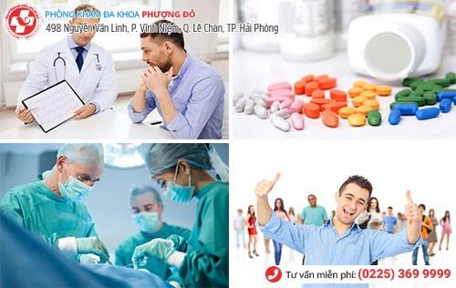 Đa Khoa Phượng Đỏ điều trị viêm đường tiết niệu hiệu quả