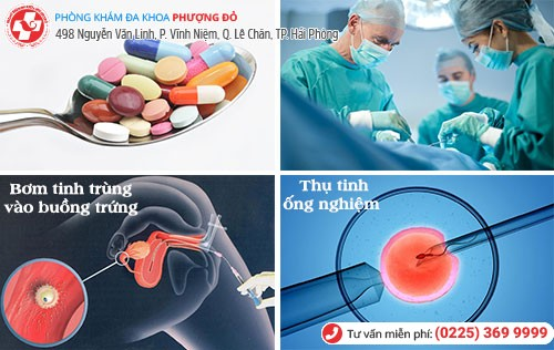 Phương pháp điều trị vô sinh nam hiệu quả