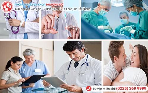 Đa Khoa Phượng Đỏ điều trị yếu sinh lý hiệu quả