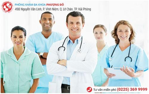 Đảm bảo đội ngũ bác sĩ giỏi và giàu kinh nghiệm