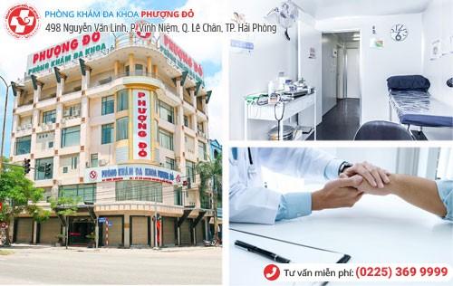 Phòng khám nam khoa chất lượng tại Nam Định