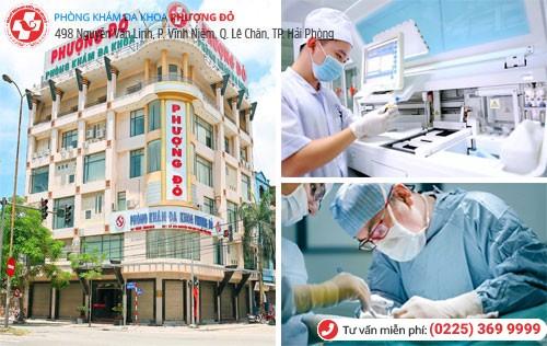 Phòng khám đa khoa Phượng Đỏ điều trị nang mào tinh hoàn