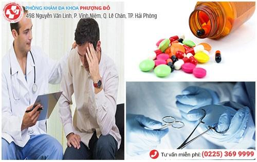 Các phương pháp điều trị xuất tinh muộn ở nam giới
