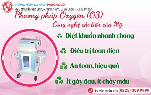 Phương pháp Oxygen cải tiến mới