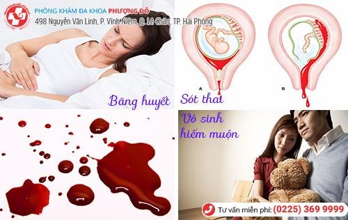Tác hại phá thai không