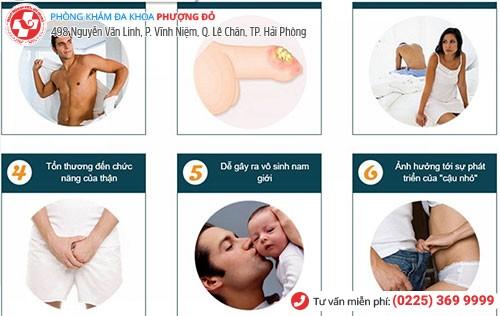 Cắt bao quy đầu sớm giúp phòng ngừa nhiều biến chứng