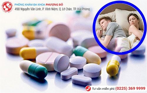 thuốc làm yếu sinh lý