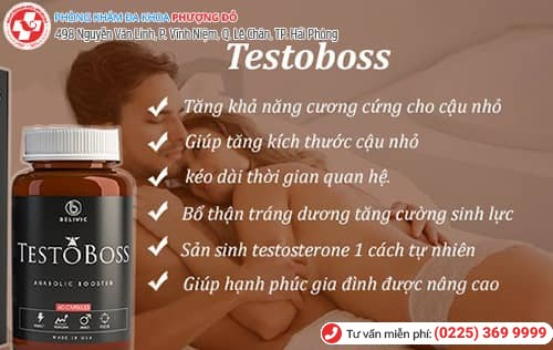 Thuốc testoboss
