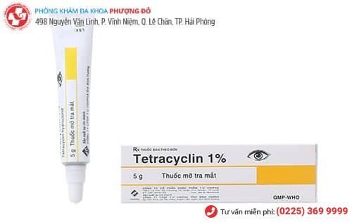 Thuốc tetracyclin 1