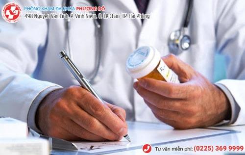 Thuốc điều trị viêm đường tiết niệu
