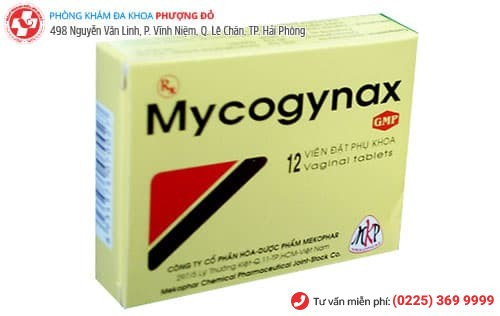 mycogynax là thuốc gì