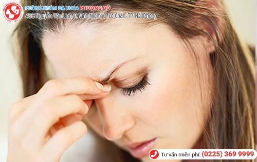 ảnh hưởng của ngứa rát môi lớn