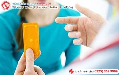 Trong các phương pháp phá thai thì dùng thuốc là phương pháp đơn giản nhất